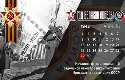 29 апреля в истории Великой Отечественной войны