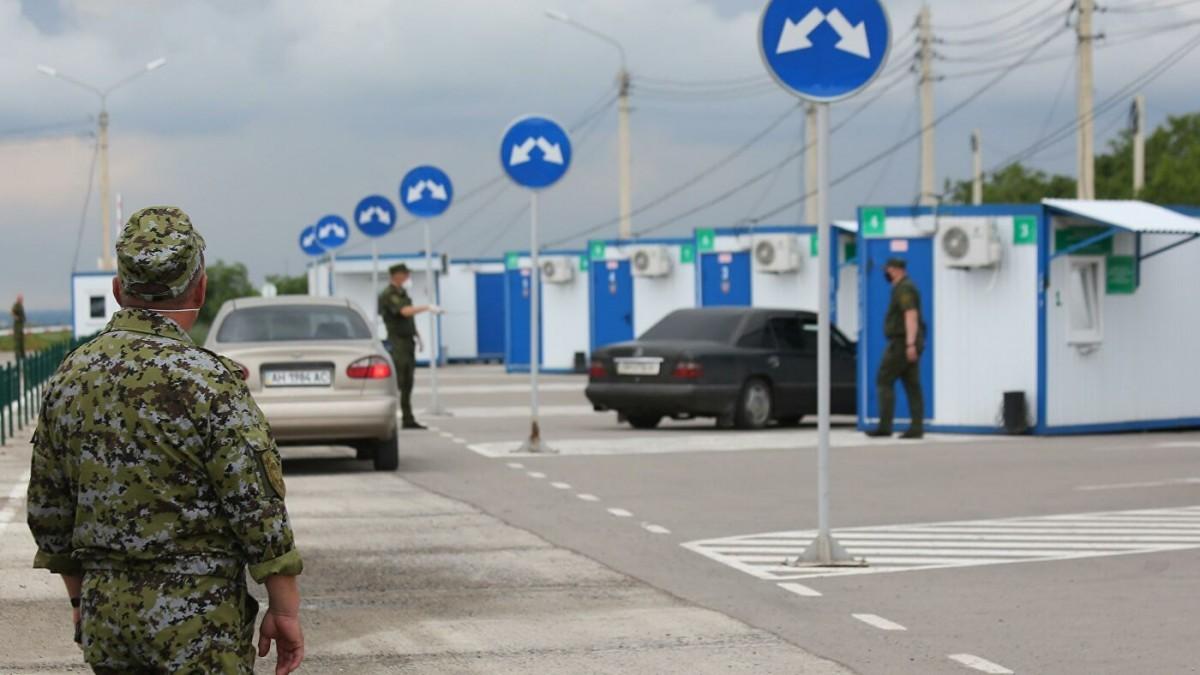 За минувший день более 150 человек пересекли границу ДНР с Украиной
